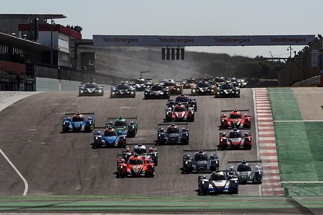 European Le Mans Series: la Oreca United Autosport LMP2 torna a vincere in Portogallo