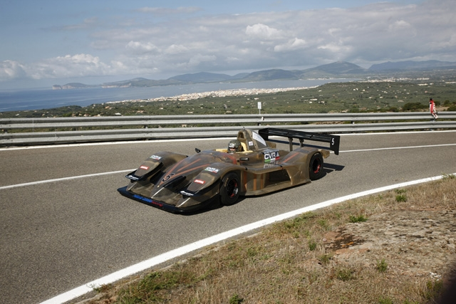 "La Porto Cervo Racing presente alla ""30ª Cronoscalata Iglesias-Sant'Angelo""."