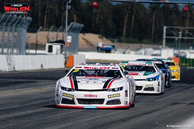 A Zolder l'Alex Caffi Motorsport affronta le finali della Nascar Whelen Euro Series 2019