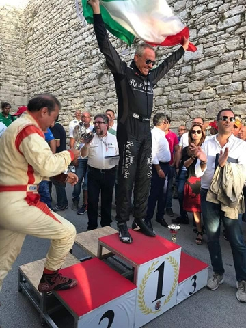 Giovanni Loffredo si laurea Campione Italiano in RSTB Plus ad Erice e punta la Nissena
