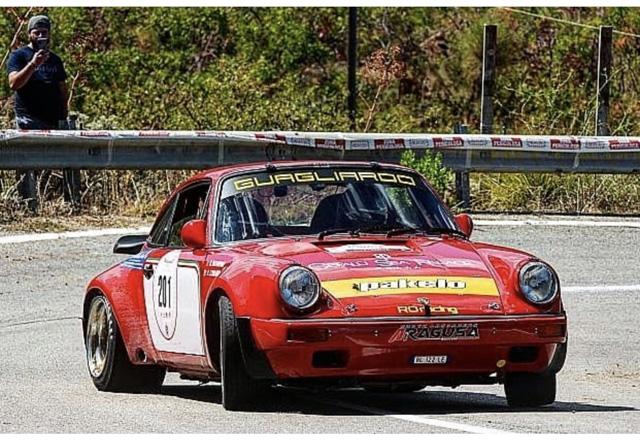 Angelo Lombardo e Hars Ratnayake al via del Rally dell'Elba storico questo fine settimana. I due portacolori  della scuderia RO racing difenderanno sulle strade dell'isola toscana il loro primato nel Campionato italiano rally  auto storiche.