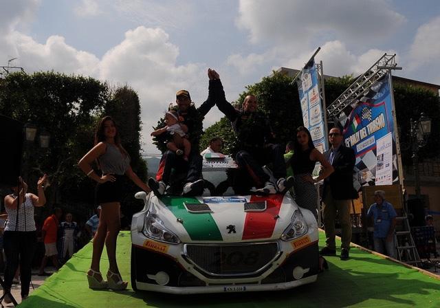 Slalom di Novara e Rally del Tirreno eventi estivi Top Competiton
