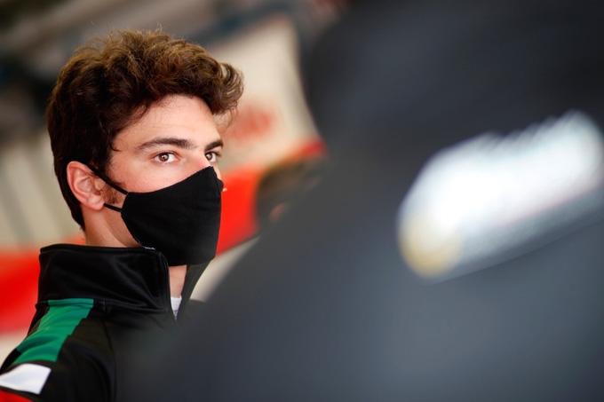 """Rovera alla """"prima"""" a Monza sulla Ferrari nel Tricolore GT Sprint"""