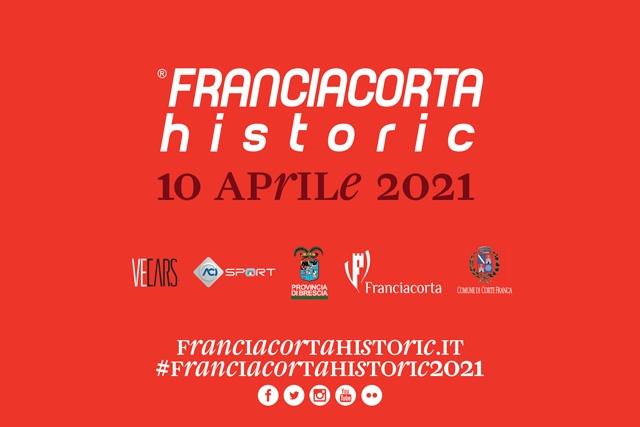 Franciacorta Historic 2021: aperte le iscrizioni, c'è tempo fino al 3 aprile