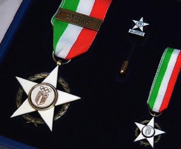 Il Direttore Aci, Giovanni Caturano, insignito della Stella al merito Sportivo