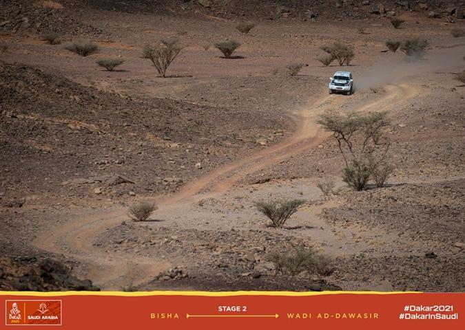 La Squadra Corse Angelo Caffi affina la tecnica alla Dakar