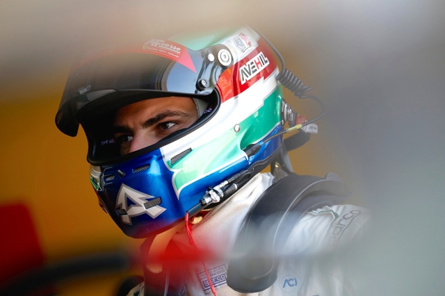 Rovera inaugura il 2021 nell'Asian Le Mans Series con la Ferrari