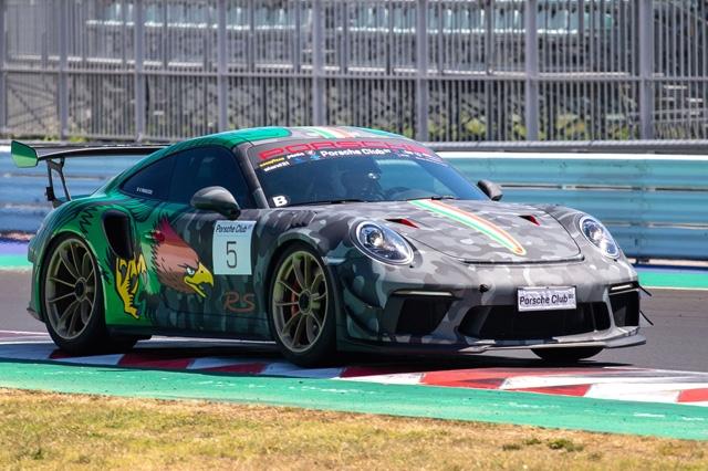 Il Porsche Club GT sfreccia domenica a Monza per il secondo round