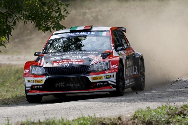 XRace Sport e Antonio Rusce in Friuli per consolidare il podio