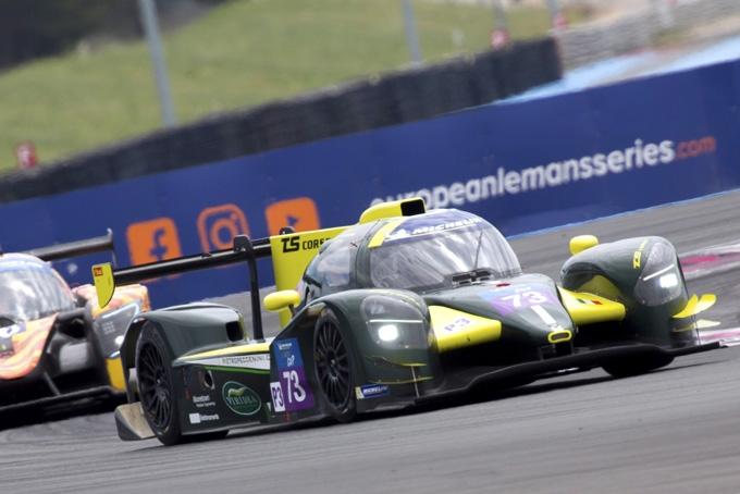 Stop forzato per Peccenini a Le Castellet nella Le Mans Cup