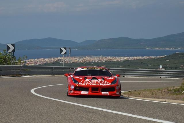 La 60^ Alghero Scala Piccada è sesto round di CIVM 2021