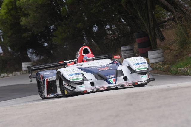 Christian Merli 2° in Sicilia  Penultimo round del Campionato Italiano Velocità in Montagna