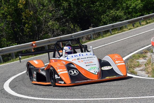 Nuovo record e vittoria in gara 1 a Morano per Lombardi con la Osella PA21 JrB 1000, da scartare gara 2!