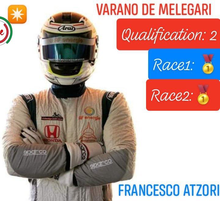Ancora una doppietta per il nuovo arrivato Francesco Atzori