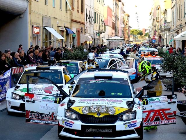 """Il 6° Rally Colline Metallifere e Val di Cornia """"scalda"""" i motori: da oggi iscrizioni aperte"""