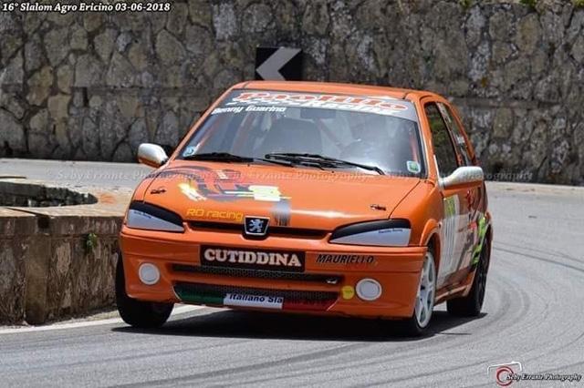 RO racing al 4º round del Campionato Italiano Slalom con Benedetto Guarino.