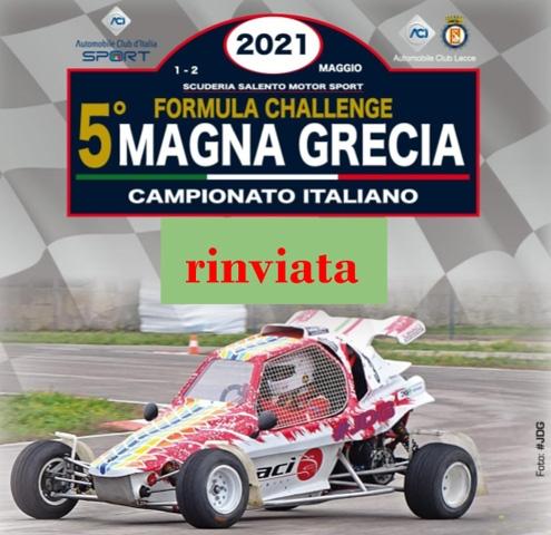 SLITTA LA PARTENZA DEL CAMPIONATO ITALIANO FORMULA CHALLENGE