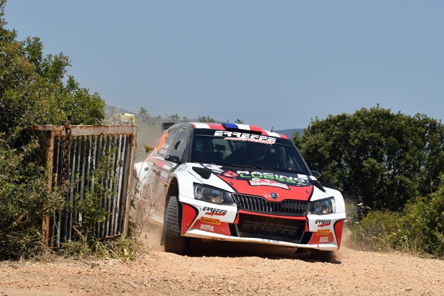 ERREFFE RALLY TEAM: CONSANI E BETTEGA AL VALTIBERINA