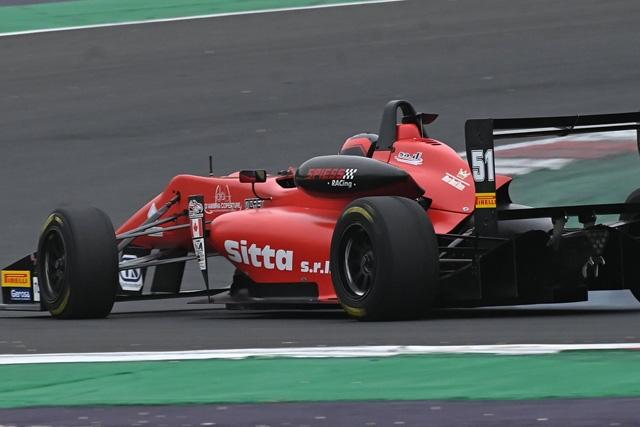 Pole annunciata di Pellegrini a Misano nel TopJet F 2000