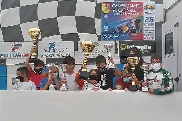 Chiuso a Melilli il Campionato Regionale Karting