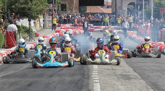 Si apre il Campionato kart Circuiti Cittadini in provincia di Trapani
