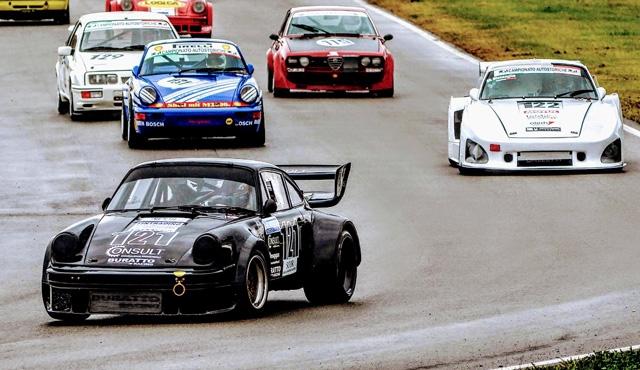 A Magione il Campionato Italiano Autostoriche