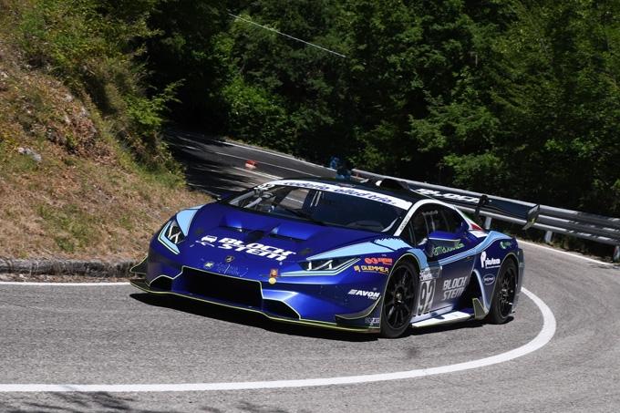 Ivan Pezzolla sarà su Lamborghini alla Castellana di Orvieto