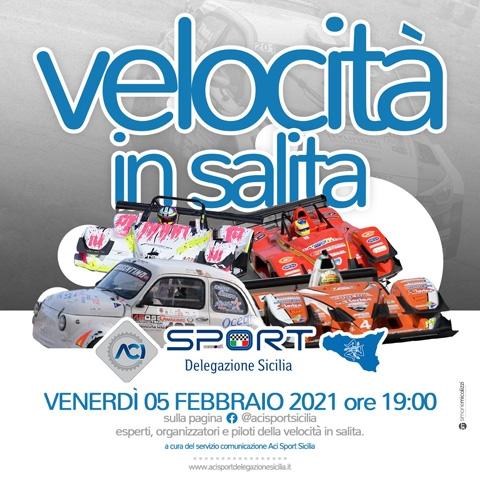 Gli incontri video della Delegazione ACI Sport Sicilia Aspettando di accendere i motori