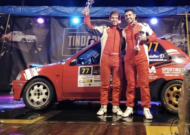 In un selettivo 5º Tindari Rally, bene i portacolori RO racing.