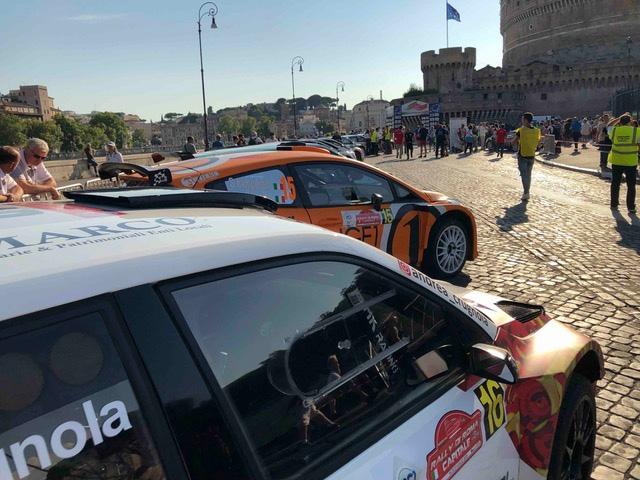 Nuova edizione da record per il Rally di Roma capitale