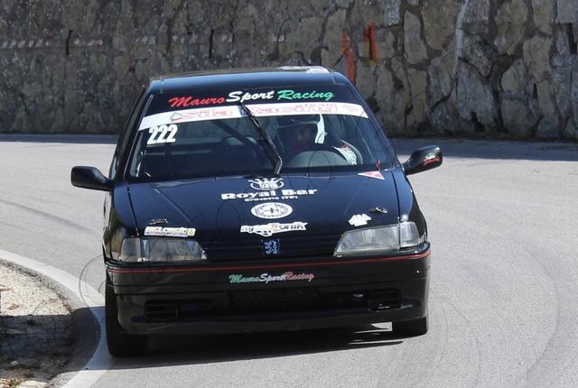 RO racing con Salpietro e Ferrauto alla 21ª  Giarre Milo.