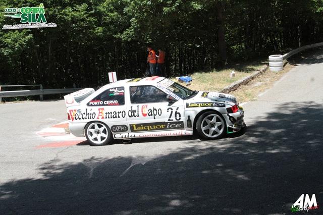 La Porto Cervo Racing in Umbria con il pilota Ennio Donato.