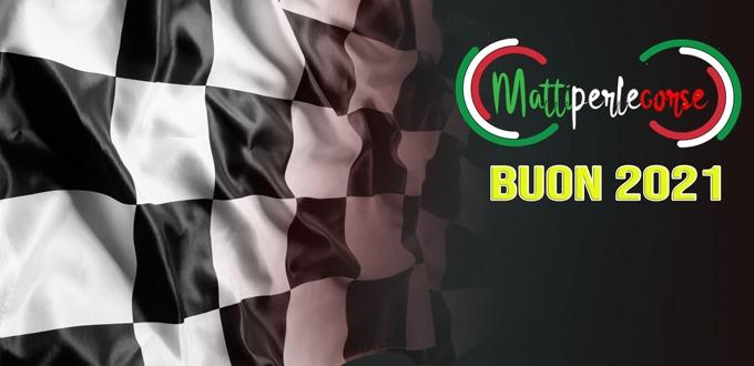 Bravo il motorsport e Buon 2021 da Mattiperlecorse!