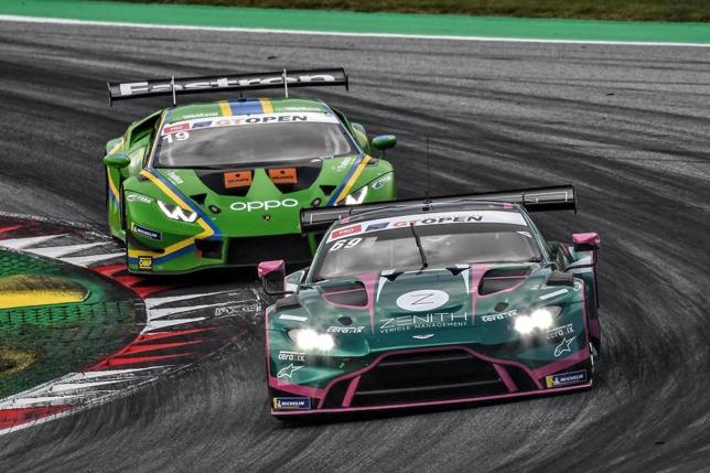 International GT Open: Beretta-Schandorff vincitori in Gara 1. L'Aston Martin TF Sport torna alla vittoria in Gara 2