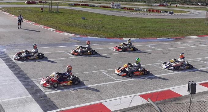 A Lombardo l'ultimo round del regionale karting