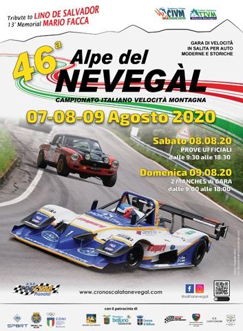 Crescono attesa ed interesse per la 46^ Alpe del Nevegal
