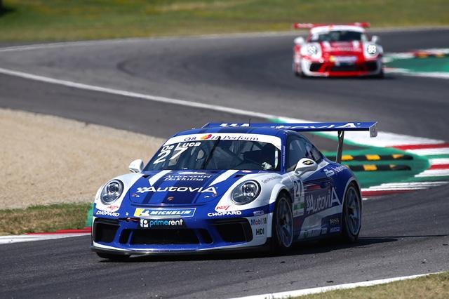 AB Racing emoziona e convince al Mugello in Carrera Cup Italia