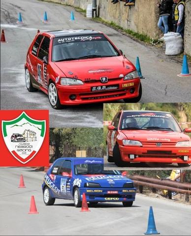 26° Slalom Rocca di Novara di Sicilia: la Nebrodi Racing presente con tre auto