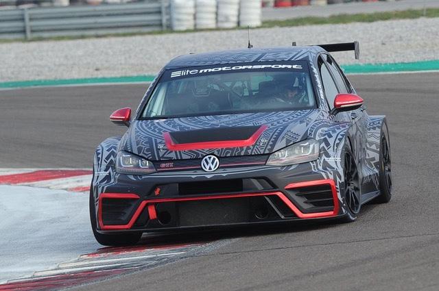 Il giovane Giardelli con Elite Motorsport nel TCR