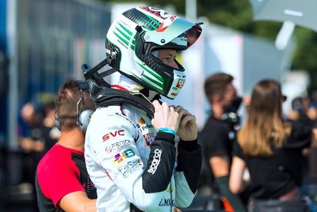 Fenici scalpita per il round di casa a Vallelunga in Carrera Cup