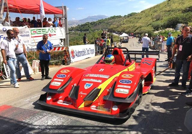 'sette volte sette' per la catania corse nel campionato siciliano salita