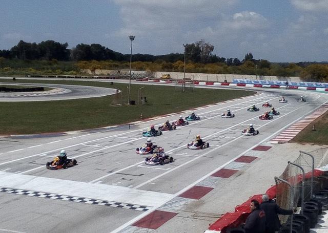 Impennata di numeri nel campionato regionale Karting