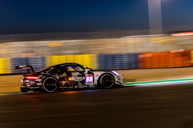 Pole Position a Le Mans per Giorgio Roda, Matteo Cairoli e Satoshi Hoshino