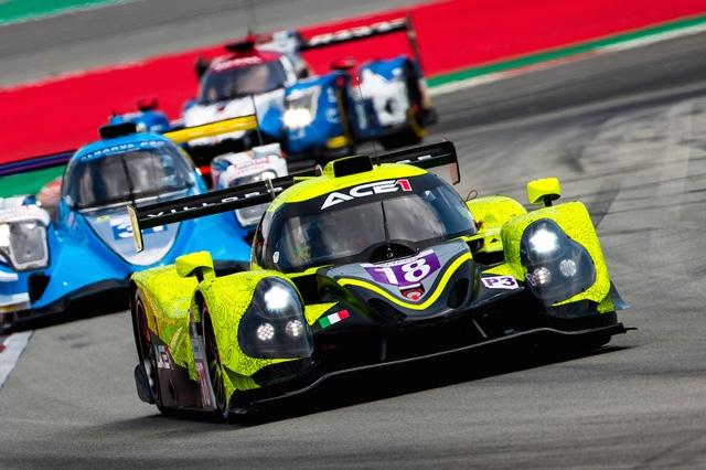 ACE1 Villorba Corse brilla e va a punti all'esordio in ELMS a Barcellona