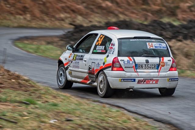 EFFERREMOTORSPORT - Mattia Secchi a punti nel Rally dei Laghi