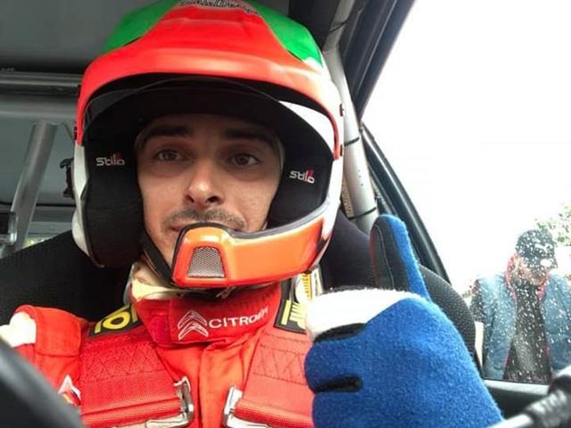 Gravina Davide 2 assoluto al campionato siciliano slalom N1600.