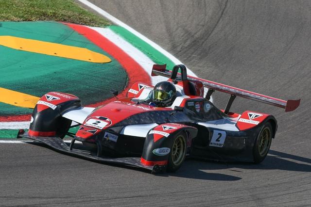 Campionato italiano Sport Prototipi: doppietta Pollini a Imola davanti a Molinaro e Roccadelli