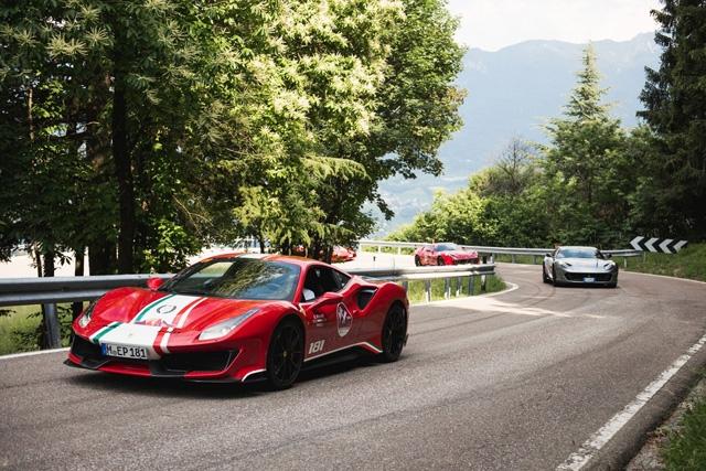 La seconda tappa della Stella Alpina premia Mario e Roberto Crugnola su Lancia Fulvia