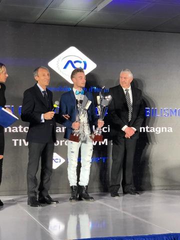 P&G Racing premiata al Monza Eni Circuit
