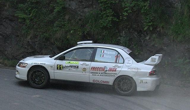 EFFEREMOTORSPORT  Due equipaggi al Camunia Rally